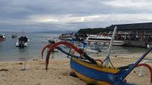 Utek z ostrova Bali