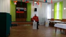 Prezidentské voľby v Novej Bani