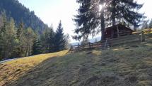 Slnečná Čutkovská dolina