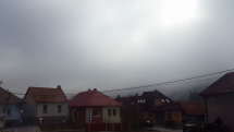 Ranná hmla v Likavke