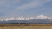 Vysoké Tatry, dnes na poludnie =29.3.2019