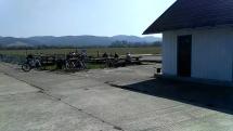 Cyklisti v Slavnici