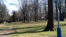 Dubnica nad Váhom - park