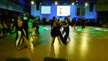Ružomberok Open 2019 - latinsko - americké tance (1)