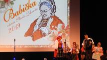 Úvodná pieseň v podaní žiakov ZUŠ v Starej Ľubovni - Babička okresu Stará Ľubovňa 2019