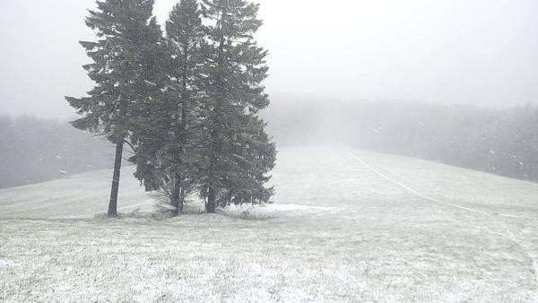AKTUÁLNE POČASIE NA SLOVENSKU: veterno, sneženie a dážď