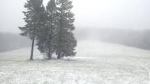Zima zo Slanských 960 m