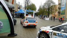 Rally Tatry - vyhlásenie výsledkov