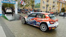Rally Tatry 2019 - vyhlásenie výsledkov
