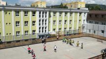 Hokejbalový turnaj U19 v Žiline - sobota