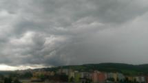 Čierny mrak v Bardejove