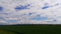 Polia pri obci Maňa, okres Nové Zámky