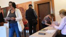 Volebná účasť volebný okrsok