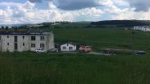 požiar v osade Spišská Nová Ves