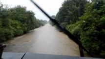 Povodne v Maďarsku