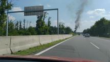Havárie kamionu Malacky