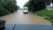 Záplavy v Maďarsku
