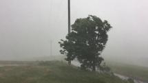 Búrka v Čechách