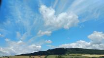 Timelapse oblačnosti z Rajeckej doliny