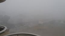 Búrka v Španielsku - Costa Brava