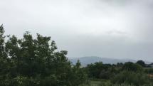 V Plechoticiach prší