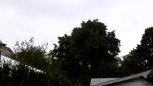 Dážď  v Rokytovciach