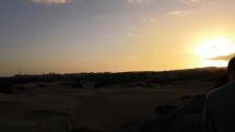 Saharské piesočné duny - GC