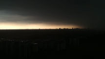 Búrka Karpaty