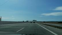 D1 zo Senca smer Bratislava