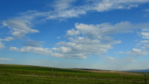 oblačnosť v okolí Popradu
