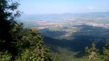Z Poludnie v Nízkych Tatrách