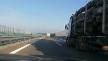 D1 Nitra smer BB, 31.10.2019
