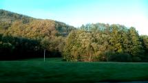 Krásna príroda v Jedľových Kostoľanoch