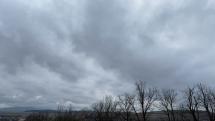 Obloha nad Levočou