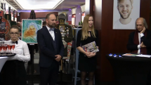 Udeľovanie Ceny slobody Antona Srholca 2019