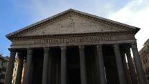 Davy turistov-Pantheon