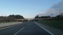 D2 Malacky smer Brno