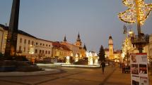 Vianočné trhy v Banskej Bystrici