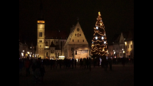 Bardejov - Vianočné trhy a výzdoba (5)