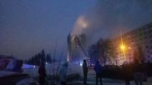 Výbuch plynu v Prešove
