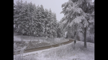 Zima v Bardejove