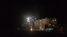 Nový rok v Brezne