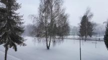 Poprad sneženie