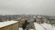 Skúška z okna v Bardejove