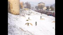 Rekonštrukcia bojov z II. svetovej vojny o oslobodenie mesta Bardejov (1. video - úvod)