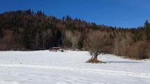 Zima pod Chočom