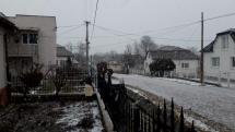 Huste sneženie, Veľaty