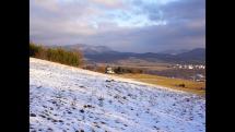 Bardejov so snehom aj bez snehu