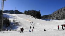 Vyšné Ružbachy lyžovanie
