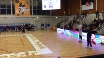 volejbalový zápas Rennes vs Nitra